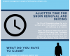 Philadelphia Snow Removal Infographic